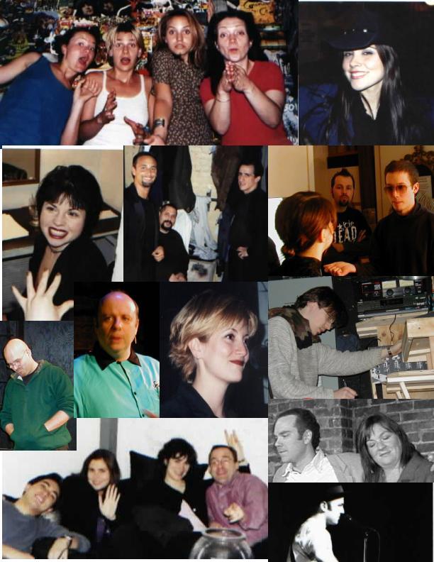 FS Fest Backstage - collage